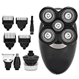 Cortapelos Máquina de limpieza facial Afeitadora eléctrica multifuncional para hombres para viajes Uso familiar para bebés