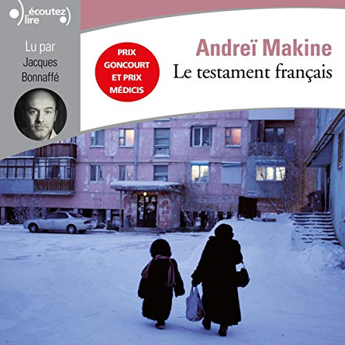 Le testament français audiobook cover art