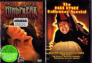 The Paul Lynde Halloween Special  Criss Angel Mindfreak Halloween   Halloween Special 2 Pack Collection