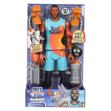 SPACE JAM: A New Legacy – Lebron James Ultimate Tune Squad 12″ Action Figure