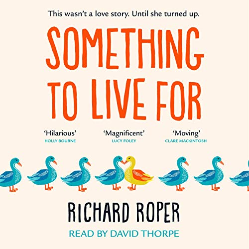 Couverture de Something to Live For