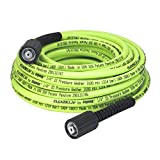 Best Pressure Washer Hoses - Flexzilla Pressure Washer Hose with M22 Fittings, 1/4 Review