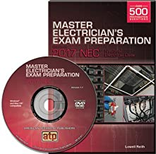 Master Electrician's Exam Preparation DVD Based on the 2017 NEC