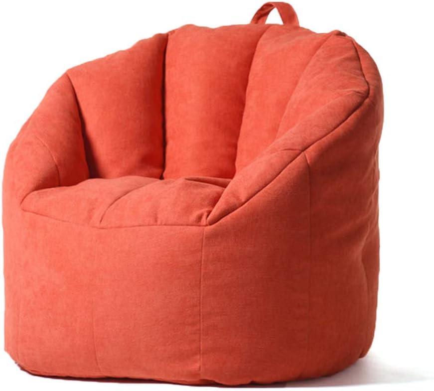 5% OFF High material HAOHANYOUPIN Bean Bag Sofa Coat Cover Soft Velvet Fab Lazy