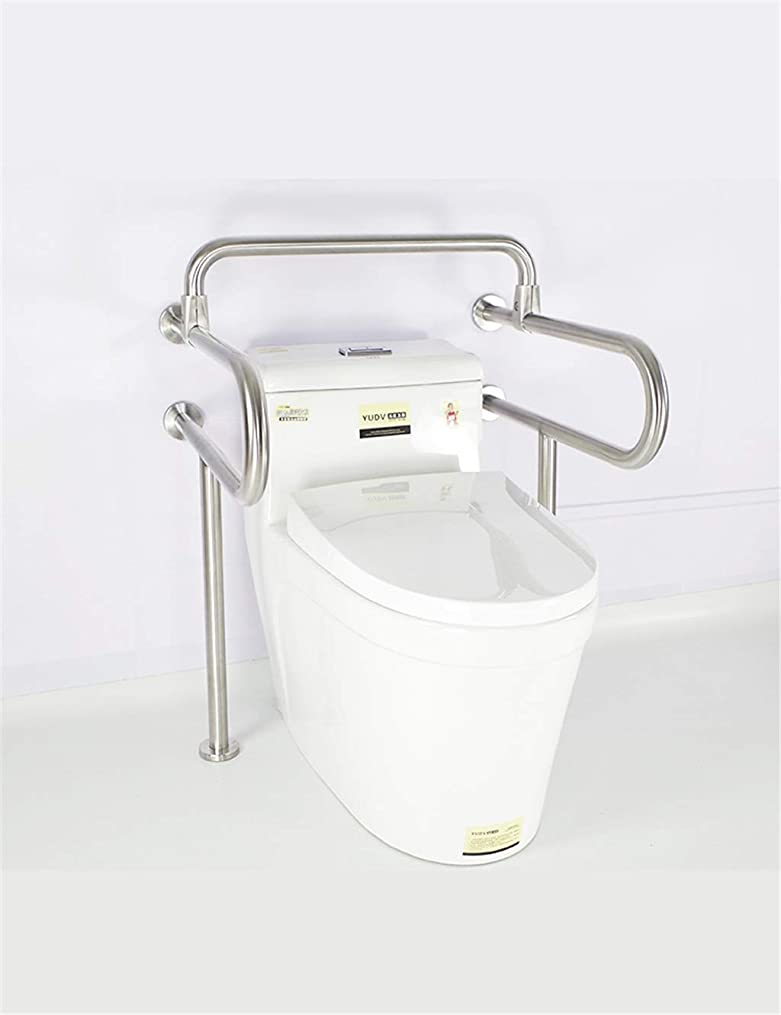並外れた言語上へ浴室トイレ手すり滑り止めステンレス鋼手すりトイレトイレセーフティレールトイレアシスト用妊娠中、高齢者、身体障害者用