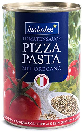bioladen Bio Tomatensauce - Pizza & Pasta (6 x 400 gr)