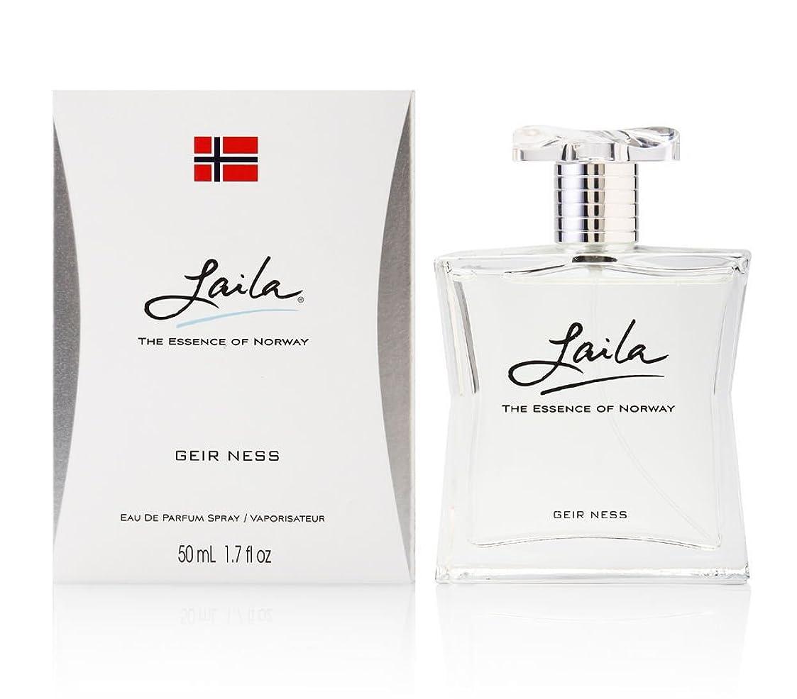 受け入れ吹きさらし赤Laila (レイラ) 1.7 oz (50ml) EDP Spray by Geir Ness for Women