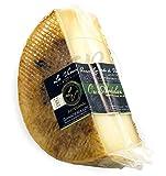 Queso Curado Artesano (Elaborado a mano) 500-600gr. La Verea Andaluza'Oro andaluz' bañado en aceite de oliva v.e. - Leche Cruda 100% Vaca (Vacas montbeliarde/frisonas)