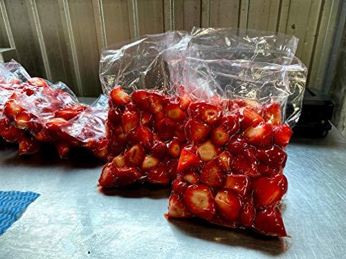国産 福岡産 有機JAS認証 冷凍いちご あまおう 1.5kg(500g×3)