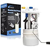 POWERCO Electric Fuel Pump Assembly Compatible with Murano 2009-2014 V6 3.5L 150307 17040CA000 E8536M SP8536M 12v