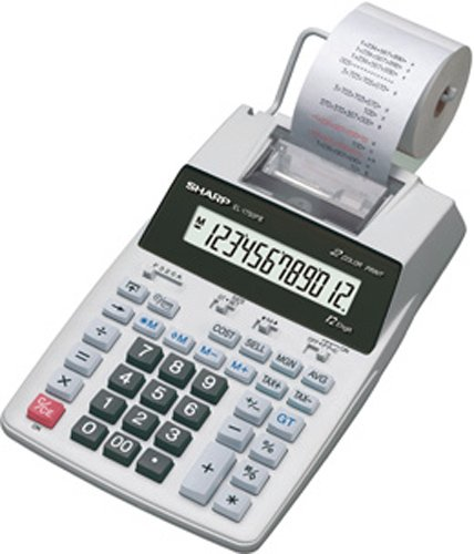 Calculadora Sharp EL 1750 P III