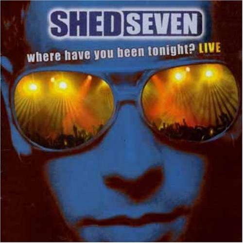 Where Have You Been Tonight (Bonus DVD)