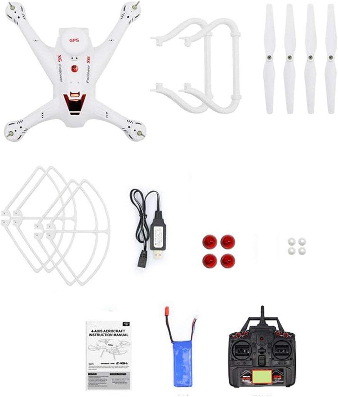 Corneliaa X183 2.4G Drone rc Mode sans tête Altitude Maintenir Une clé clé Retour quadricoptère