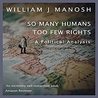 So Many Humans, Too Few Rights cover art