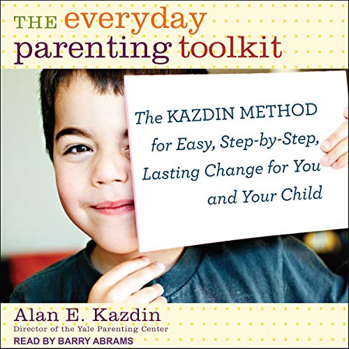 The Everyday Parenting Toolkit audiobook cover art