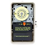 Intermatic T101P3 Time Switch, Gray
