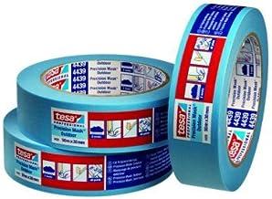 Tesa UV Afplakband Blauw 25mm X 50m 04439-00001-00 door tesa UK