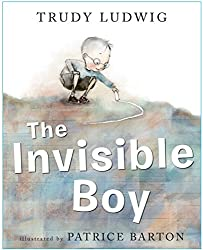 Social and Emotional Book List for Kids - The Invisible Boy