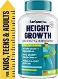 Best Height Growth Pills - Height Growth Maximizer - Natural Peak Height Review