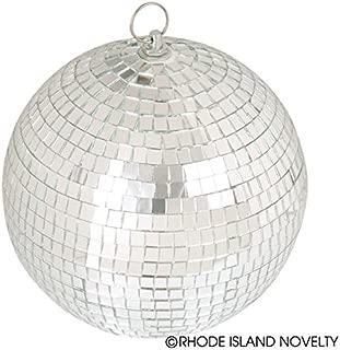 Rhode Island Novelty 8 Inch Mirror Ball One Per Order