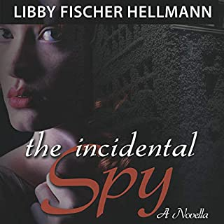 The Incidental Spy cover art