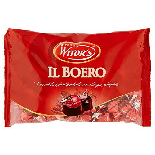 Witor's Cioccolatini con Ciliegia e Liquore Il Boero, 1kg