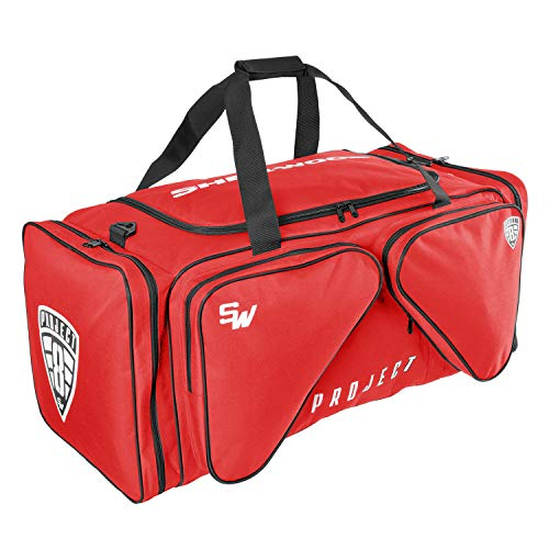 Sherwood SHER-Wood True Touch T75 Carry Bag - L, Farbe:rot