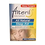 Biotab Nutraceuticals Alteril Sleep Aid with L-Tryptophan, Tablets 30 ea (Package may vary)