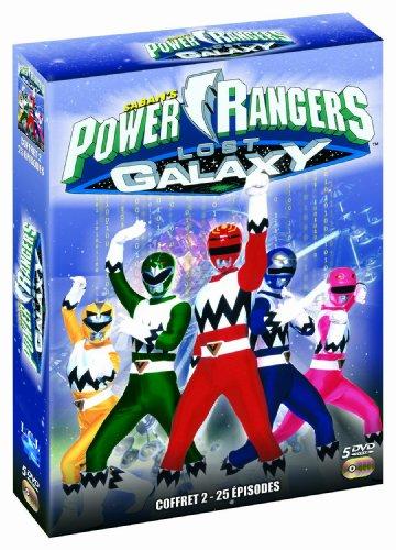 Power Rangers : Lost Galaxy-Coffret 2