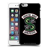 Head Case Designs Oficial Riverdale Serpientes del Lado Sur Arte Gráfico Carcasa rígida Compatible con Apple iPhone 6 Plus/iPhone 6s Plus