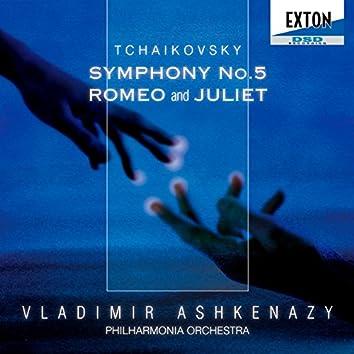 Tchaikovsky: Symphony No. 5, Romeo and Juliet