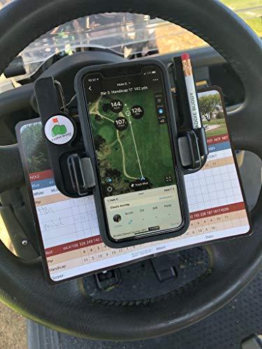 Caddie Buddy Scorecard Pro Phone Mount