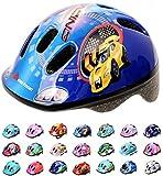Meteor Casco Bici Ideale per Bambini e Adolescenti Caschi Perfetto per Downhill...