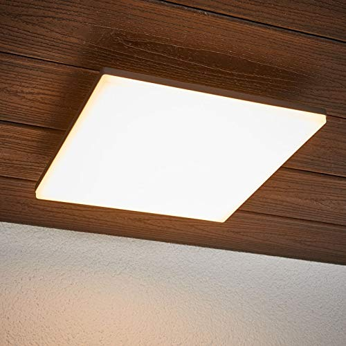 Plafoniere LED 'Henni' con sensore di movimento (Moderno) colore Bianco, (1 luce, A+, lampadina...