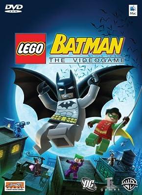 LEGO Batman: The Videogame (Mac DVD)