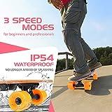 Zoom IMG-2 casulo skateboard elettrico con telecomando
