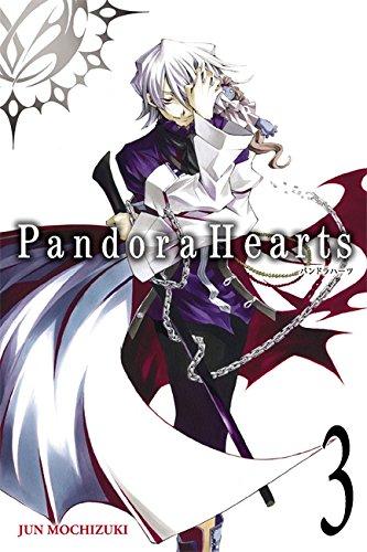 Pandora Hearts: Vol 3