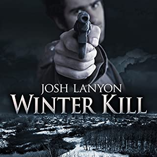 Winter Kill audiobook cover art