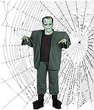 Halloween Frankenstein Life-Size Wall Decal Spooky Sticker