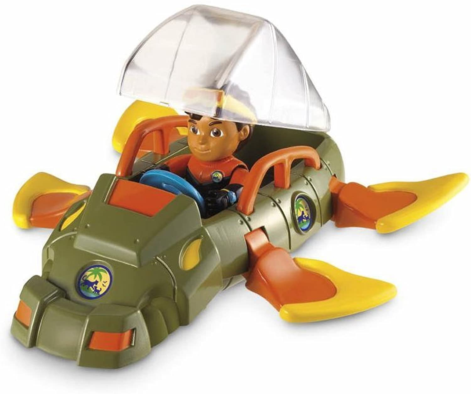 Fisher Price Go Diego Go Animal Vehicles Sea Glider B0016J53P6 Qualität zuerst  | Neues Produkt