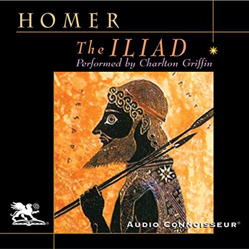 The Iliad cover art