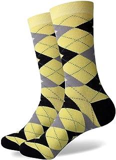 Calcetines De Algodón Coloridos para Hombres Calcetines De Regalo De Boda 1 Paquete De 2 Pares