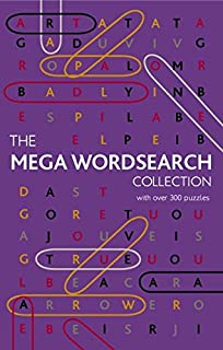 Mega Wordsearch Collection - Series 6 (Spiral: The Bonds of Reasoning)