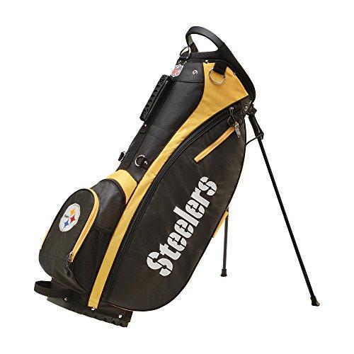 Wilson NFL Steelers Golf Carry Bag