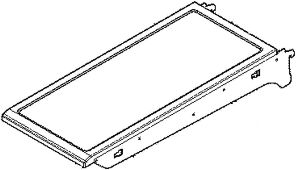 242068715 Refrigerator Indefinitely Shelf Genuine Manufact Dedication Original Equipment