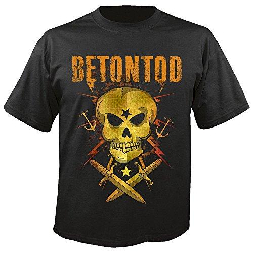 BETONTOD - Vamos! - Unsere Straße - T-Shirt Größe S