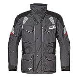 Hein Gericke Voyager Sympatex® Jacke schwarz-anthrazit 56 - Motorradjacke