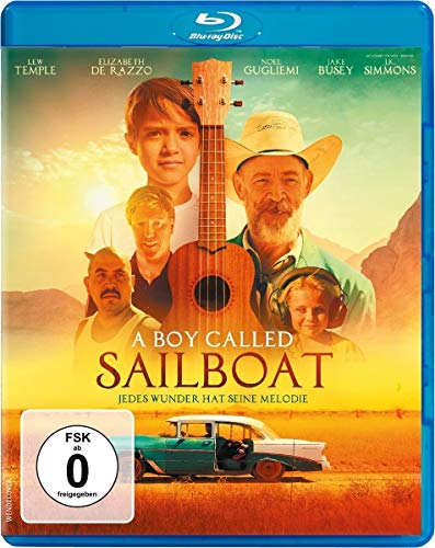 A Boy Called Sailboat - Jedes Wunder hat seine Melodie [Blu-ray]
