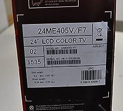 commercial Magnavox 24ME405V / F7-24 LED TV 720P magnavox led tv