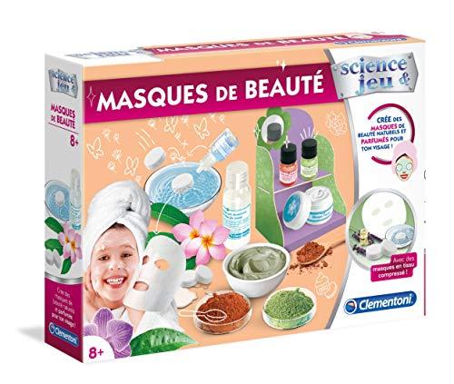 Clementoni- Masques de beauté, 5...